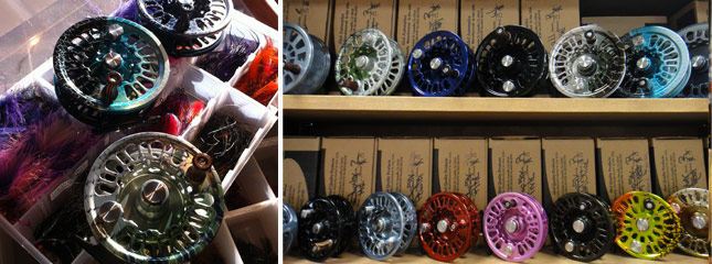 BC Fly Fishing Reels