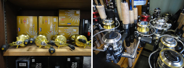 Fishing Reels North Vancouver - Highwater Tackle