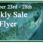 New Weekly Sale Flyer - November 23rd to 28th