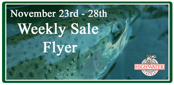 New Weekly Sale Flyer – November 23rd to 28th