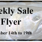 New Weekly Sale Flyer December 14th to 19th