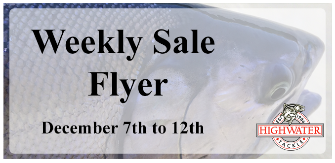 New Weekly Sale Flyer December 7th to 12th